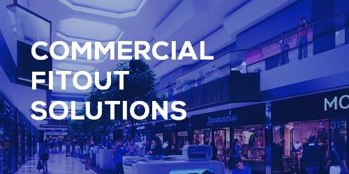 Commercial fitout solutions